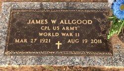 James Webster Allgood, Sr