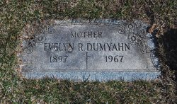 Evelyn R <i>Nussbaum</i> Dumyahn