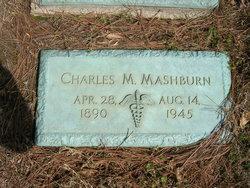 Charles Marcellus Mashburn, Sr