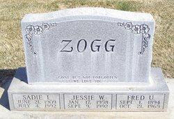Walter Jesse Urich Zogg