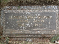 Minerva May Glover