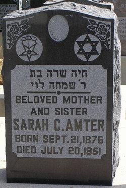 Sarah C. Amter