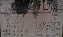 Sarah Francis <i>Lennon</i> Basil