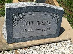 John (Jan) Dushek (Dusek)