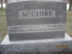 Scholastic <i>Gough</i> McGuire