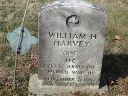 PFC William Henry Harvey