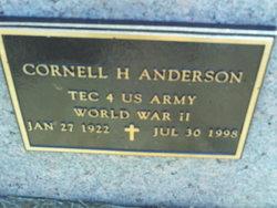 Cornell H. Anderson
