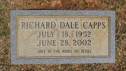 Richard Dale Dickie/R.D. Capps