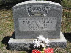 Martha E. Black