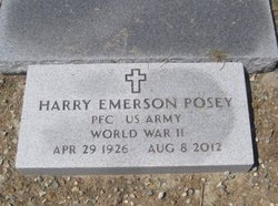 Harry Emerson Posey