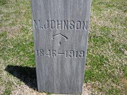 Mathew Johnson
