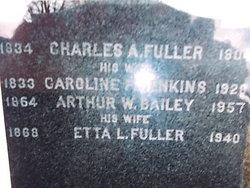 Etta L. <i>Fuller</i> Bailey