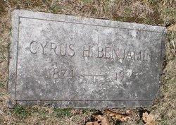 Cyrus Heywood Benjamin