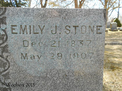 Emily J <i>Stone</i> Mains