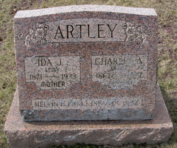 Ida J. <i>Leiby</i> Artley