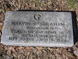 Lieut Marvin C Abraham