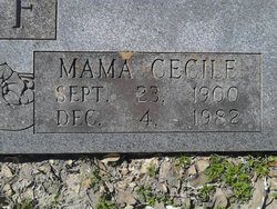 Georgia Cecile <i>Kirkland</i> Duff