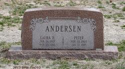 Laura H. <i>Petersen</i> Andersen