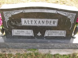 Lowell B Alexander