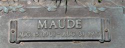 Maude <i>Landsman</i> Cooper