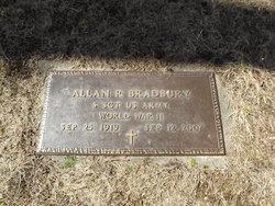 Allan Rossman Bradbury