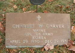 Charles W Carver