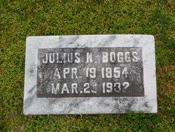 Julius H Boggs