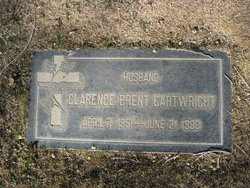 Clarence Brent Cartwright