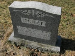Georgina Belle <i>Nauss</i> Crouse