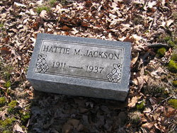 Hattie M Jackson