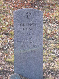 Clancy Hunt