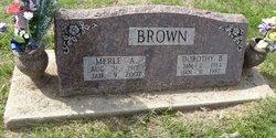 Dorothy B. <i>Baker</i> Brown