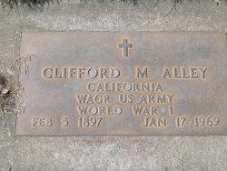 Clifford Matthew Alley