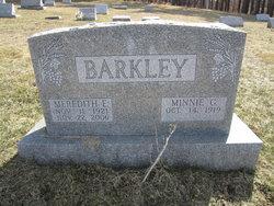 Meredith E. Barkley