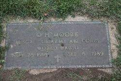 O H Moore
