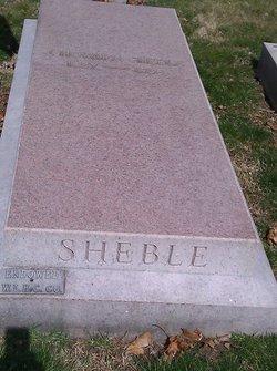 J Howard Sheble