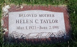 Helen C. Taylor