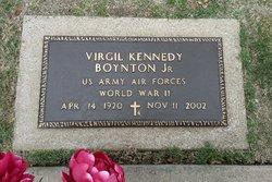 Virgil Kennedy Boynton, Jr