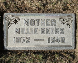 Millicent Millie <i>Johnson</i> Beers