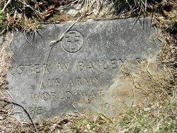 Buster W. Bailey, Sr