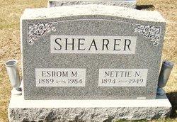 Nettie Naomi <i>Brenneman</i> Shearer