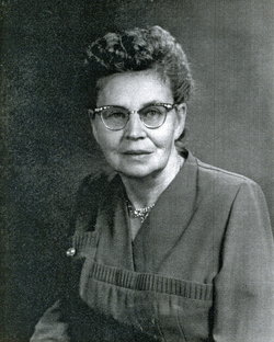 Minnie Isabel <i>Dunbar</i> Jones