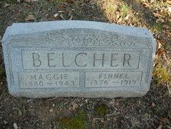 Maggie Ellen <i>McClard</i> Belcher
