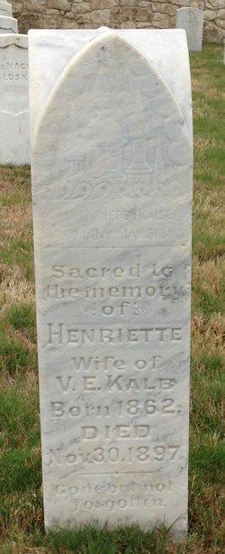 Henrietta Kalb