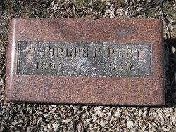Charles E Peet