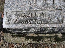Hazel A <i>Fraser</i> Riner