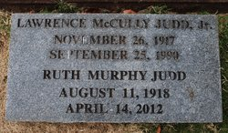 Lawrence McCully Judd, Jr