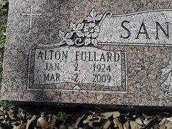 Rev Alton Fullard Sanders