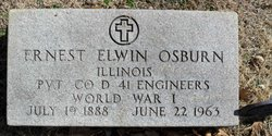 Ernest Elwin Osburn