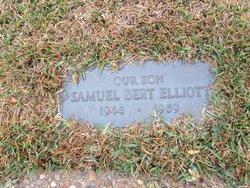 Samuel Bert Elliott